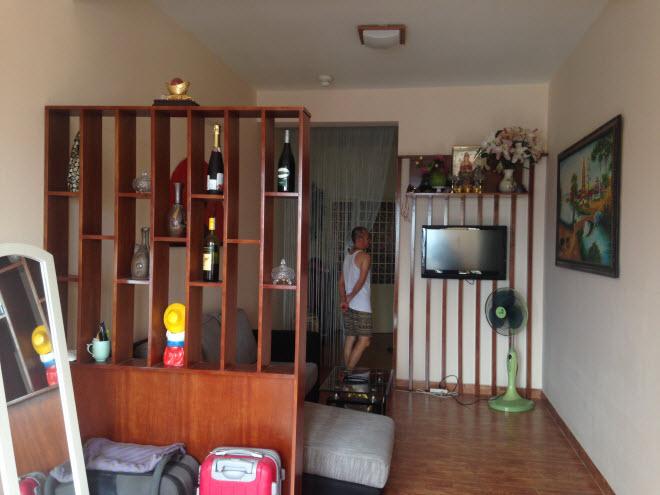 Bán chung cư Ngô Tất Tố, Quận Bình Thạnh, DT 68m2, 2PN, nhà trống, giá 2.25 tỷ 10134039