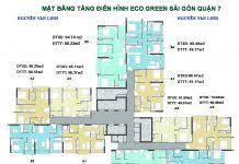 Bán căn hộ Eco Green Sài Gòn ngay mặt tiền Nguyễn Văn Linh, Tân Thuận 10284309