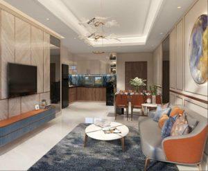 Chính chủ cần bán căn hộ chung cư cao cấp Opal Boulevard Phạm Văn Đồng 11204940