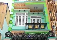 Nhà mới 4x19m-Đúc 3 tấm-SHR-Gần chợ Bà Điểm-Phan Văn Hớn-Hóc Môn