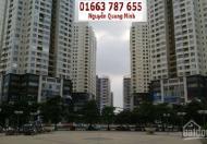 Cho thuê chung cư 15 - 17 Ngọc Khánh 140m2 ban công Đông Nam view hồ GIảng Võ nhà nội thất đày đủ cao cấp giá thuê 16 triệu