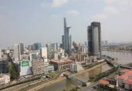 Cần cho thuê CHCC mặt tiền Bến Vân Đồn, nhà mới 100%. LH: 090.133.84.89
