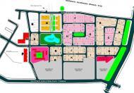 Bán đất dự án Đông Thủ Thiêm Quận 2. Lô F. Giá 19.5 triệu/m2. Đối diện cv & sông. Có GPXD.