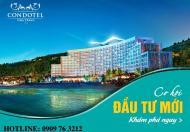 Đầu tư bất động sản nghĩ dưỡng chỉ với 2 tỷ tại Vinpearl Condotel Nha Trang.Hotline:0909763212