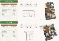 Tôi cần bán căn diện tích 84,44 m2 chung cư Five Star – Kim Giang.