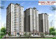 Cho thuê văn phòng chung cư CT3 Trung Văn Hancic 96m giá thuê 6 triệu