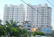 Cần cho thuê gấp căn hộ 203 Nguyễn Trãi Quận 1, DT : 75 m2,  2PN,giá 13 tr/tháng