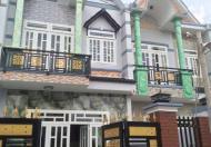 Nhà mới 5X20M-1Trệt 1 Lầu-SHR Gần chợ Bà Điểm-Phan Văn Hớn-HM