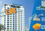 Bán căn hộ MT Hoàng Hoa Thám, Tân Bình, chiết khấu 2%, tặng vàng SJC, đã xong móng LH: 0938 899 101