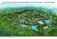 Bán Biệt Thư nghỉ dưỡng cao cấp Zen Lâm Sơn Villas & Resort. Cam kết cho thuê trên 10 năm/15 triệu/tháng