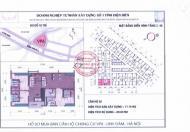 Chính chủ bán căn góc 3PN, 2WC, 77.76 m2 chung cư VP6 Linh Đàm, Hà Nội