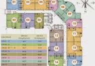 Chính chủ bán chung cư CT2B Nghĩa Đô, căn góc 1517, DT 73,7m2, giá 26.5tr/m2. 0932323326