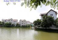 Chính chủ cần bán gấp biệt thự Hoa Phượng 7, khu đô thị sinh thái Vinhomes Riverside- Long Biên