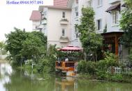Chính chủ bán gấp biệt thự Hoa Sữa 1, khu đô thị sinh thái Vinhomes Riverside- Long Biên