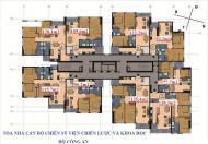 Cần bán chung cư Viện Chiến Lược - Bộ Công An, tổ 9 Trung Hòa