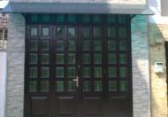 Bán nhà mặt tiền Đông Sơn, P7, Tân Bình, DT 4X27m, nhà cấp 3