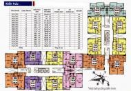 Chính chủ bán chung cư Viện 103, căn 1815. DT 77.7m2, giá 17.2tr/m2