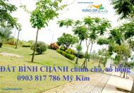 Bán đất bình chánh chính chủ - sổ hồng  mặt tiền Nguyễn Hữu Trí nối dài chỉ 280 triệu, DT 100m2. 0903 817 786