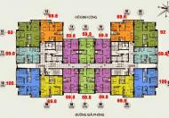 Chính chủ bán chung cư CT36 Định Công, căn góc 1210, DT: 100m2, giá 20.8 triệu/m2
