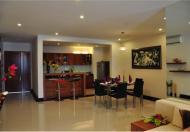 Căn hộ Hùng Vương Plaza , diện tích:   132m2, 3PN, đầy đủ nội thất, 18tr/tháng