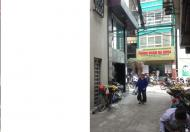 Bán nhà đầu ngõ phố Chùa Láng,nhà đẹp mới xây,sổ đỏ chính chủ.