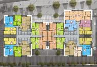 Chính chủ bán chung cư Five star- số 2 Kim giang, căn 1210, DT 72m, giá 23tr/m.View bể bơi
