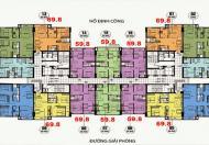 Chính chủ bán gấp chung cư CT36 Dream Home, căn 1203, dt 59.8m2, giá 20tr/m2 LH 0975221690