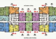 Bán gấp căn 1215, dt 59,8m2, chung cư CT36  Dream Home,Định Công, giá  20tr/m2 LH 0975221690