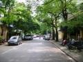 Bán gấp nhà mặt phố Nguyễn Công Hoan Ba Đình.