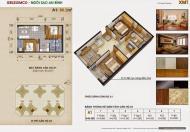 Bán gấp căn 60,2m, tòa B5 chung cư Greenstar giá 25tr tầng 1007