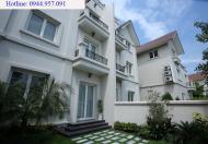 Bán biệt thự Hoa Sữa 11 khu đô thị sinh thái Vinhomes Riverside, Hà Nội