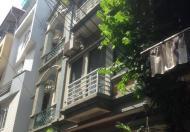 Gia đình cần bán nhà tại Trần Quý Cáp. DT55m2x5 tầng,MT5m,Giá 9 tỷ.