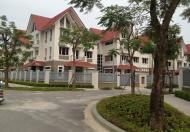 Bán biết thự BT7 khu đô thị Văn Khê, quận Hà Đông, lô góc 2 mặt đường 17m và 12m