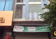 Cho thuê tòa nhà mặt phố Nguyễn Khang, 130m2 x 7tầng+1hầm, MT 6m, giá 150triệu/tháng