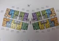 Chính chủ bán chung cư 87 Lĩnh Nam, căn góc 1616, DT 89m2, giá 21.5tr/m2. LH 0932323326