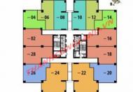 Chính chủ bán CC The Pride Hải Phát, căn góc 1610, DT 88m2, giá 17 tr/m2