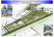Bán lô liền kề LK40 khu dô thị Phú Lương, quận Hà Đông, lô góc 2 mặt đường 12m và 6m