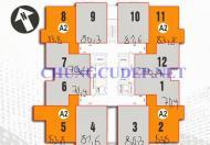 Chính chủ bán chung cư Nam Xa La, căn 1201, DT 70.4m2, giá 12 triệu/m2