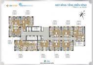 Tôi cần bán gấp căn hộ 57m2 với 2 phòng ngủ, hướng ĐN, tầng 10 dự án Parkview Residence LH 0911.460.600