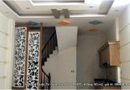 Nhà Ngõ Quốc Tử Giám, có sân trước, 4 tầng, 60 m2, giá rẻ