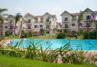 Bán biệt thự Tiểu Khu Vạn Phúc, 165m2, mặt chính trường Việt Nhật vị trí đẹp