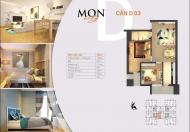 Chính chủ cần bán CH 54m2 chung cư Mon City – số 2 Lê Đức Thọ, giá bán 28tr/m2. Liên hệ 0963565236