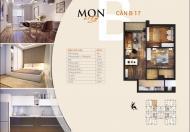 Bán căn hộ HD Mon city – số 2 Lê Đức Thọ, căn 67m2, căn 17 tòa CT1A, liên hệ: 0965/538/628