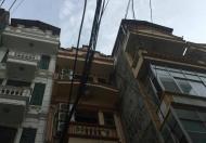 Bán nhà mặt phố Đông Các, sổ đỏ chính chủ 84m2x5 tầng, mặt tiền 3.61m, nở hậu