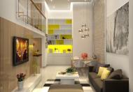 Nhà Hậu Giang 3.2 x 20m, trệt, lầu 3 phòng ngủ hẻm thông 3,5m giá 1.950 tỷ, liên hệ 0934173119