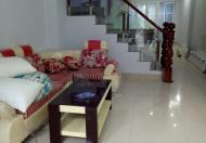 Cho thuê nhà khu dân cư Phú Thuận, DT 4 *16m, trệt 3 lầu sân thượng giá 26tr/th
