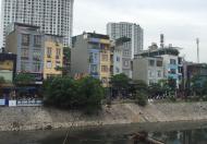 Bán gấp đất mặt phố Vũ Tông Phan, Thanh Xuân, HN. Diện tích 111.8m2, mặt tiền 8m