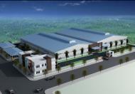 Cần bán xưởng Khu B - KCN Hiệp Phước, H. Nhà Bè. DT: 7000m2. Giá: 35 tỷ