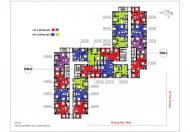 Bán gấp chung cư Hacinco Complex, Hoàng Đạo Thúy, căn 1809 - 63m2, ĐN I, giá 29tr/m2 – 0906.255.790