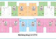 Tôi cần bán chung cư Thông Tấn Xã, căn góc 1616, DT 89.5m2, giá 18 tr/m2 - 0967728950